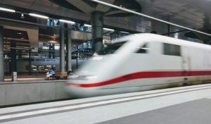 Move Money like a High Speed Train