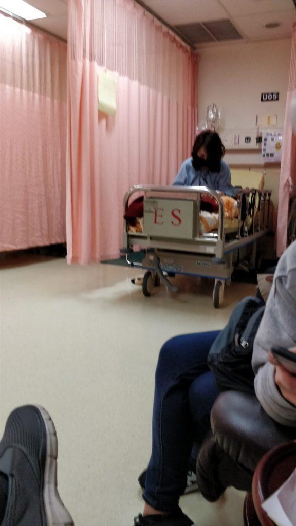patient ER Room Taiwan